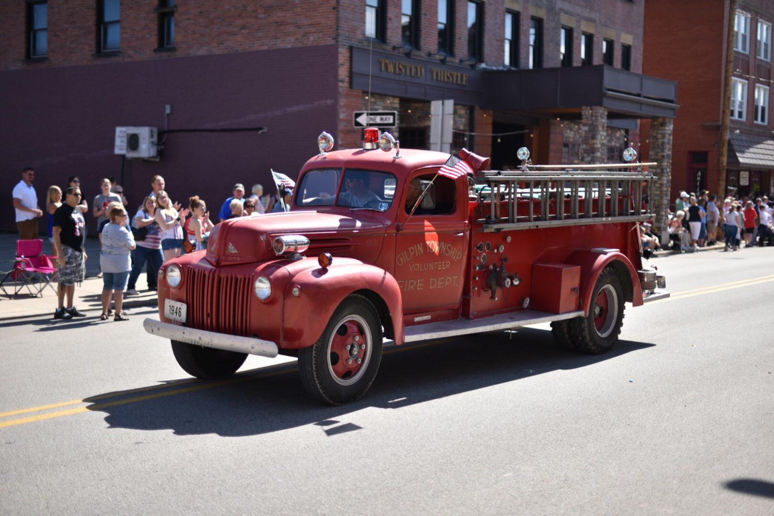 Gilpin Township VFD - 1946